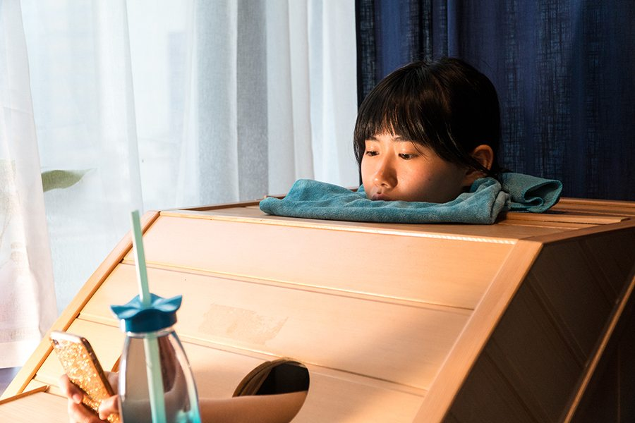 Chill Steam offers steam therapy for your body, feet and yoni to help expel toxins