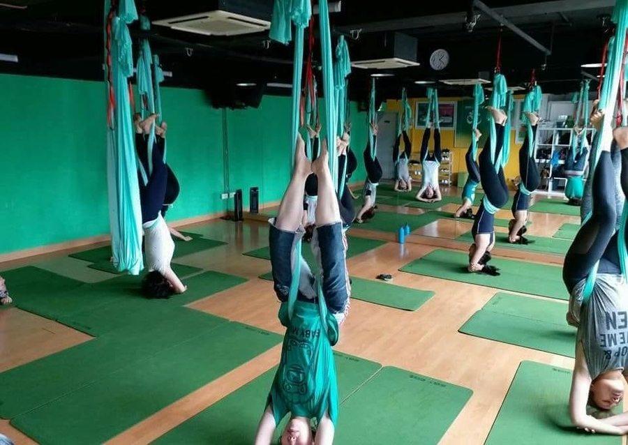 EMS Fitness Studio yoga studios in Hong Kong