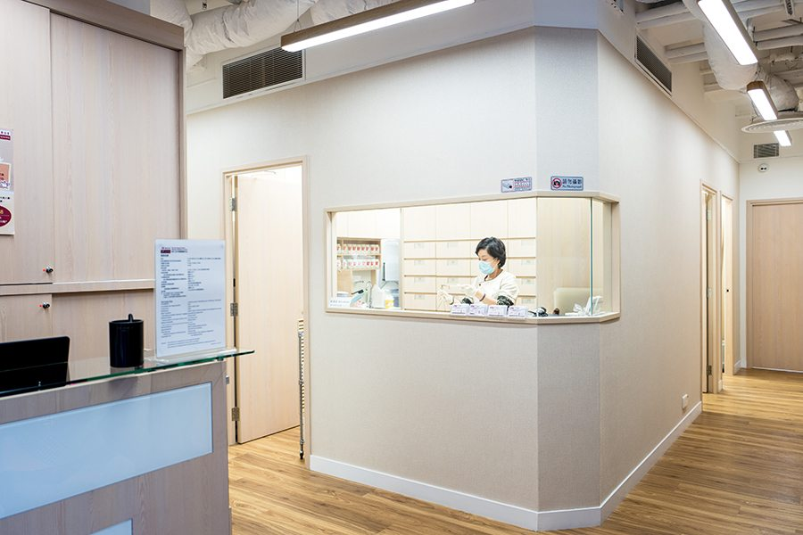 Eu Yan Sang facial acupuncture chinese medicine hong kong clinic causeway bay