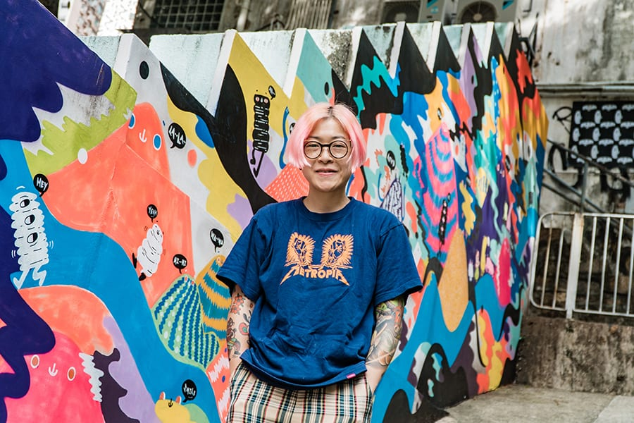 Hong Kong women Zlism