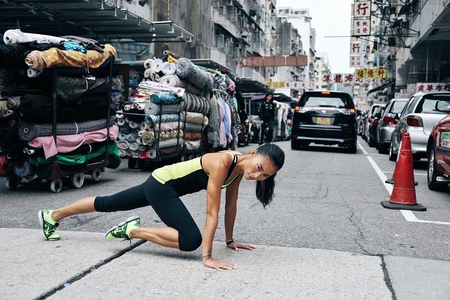Hong Kong women on Instagram Utah Lee