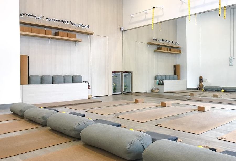 Lemon Drop Studio yoga studios in Hong Kong