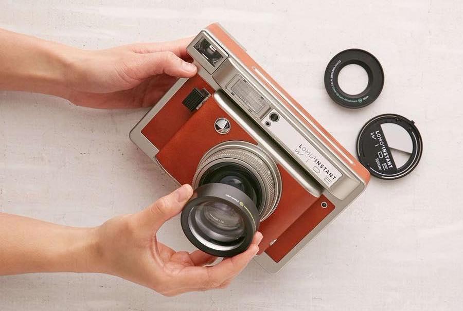 Lomography film camera analog photography Hong Kong