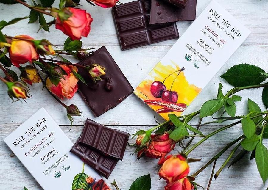 Raiz the Bar vegan chocolate Hong Kong