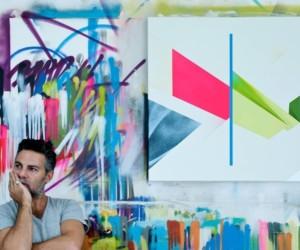 Remi Rough at Quarry Bay MTR Hong Kong Arts Month