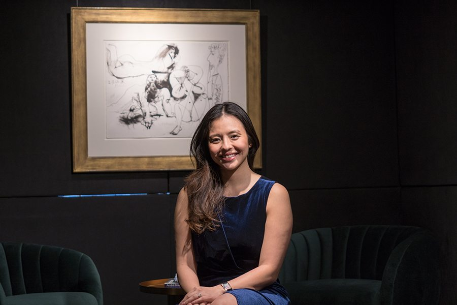 Sharlane Foo Opera Gallery Hong Kong interview
