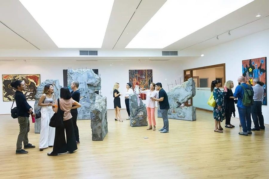 Tang Contemporary Art art galleries Hong Kong painting