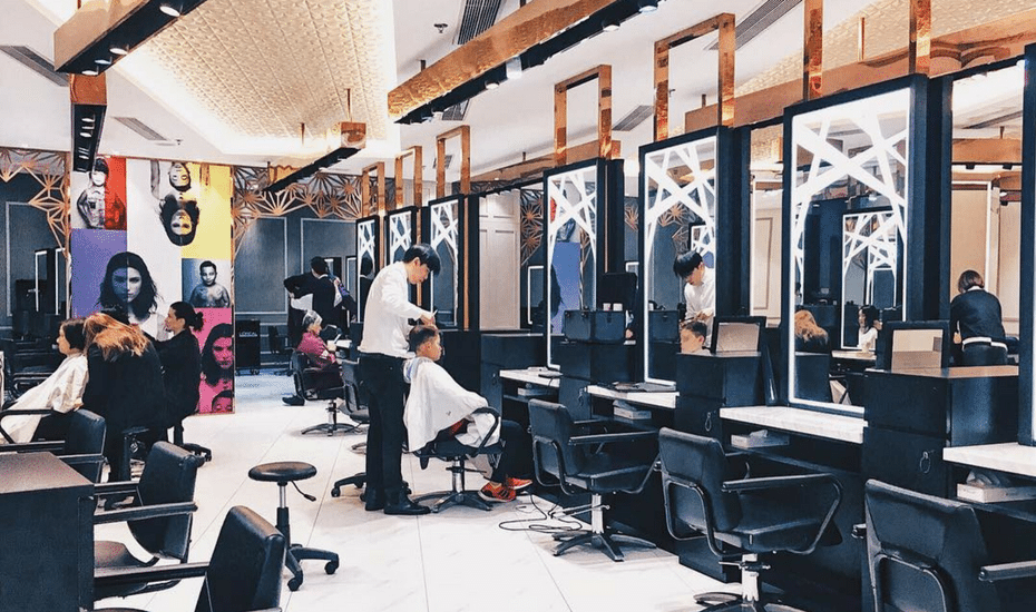private i salon hair hong kong