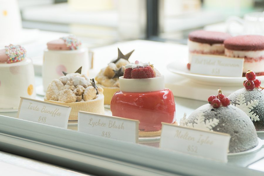 vive cake boutique mini cakes