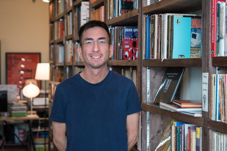A pilgrimage to Bleak House Books: Founder Albert Wan has created an open and cosy reading space