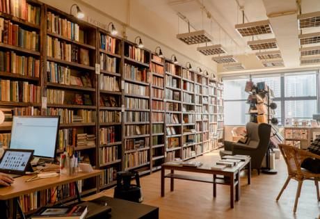 Bleak House Books Hong Kong bookstore Kowloon