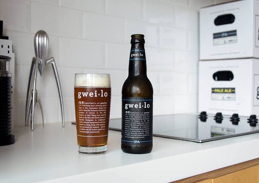 Gweilo Beer Hong Kong craft beers