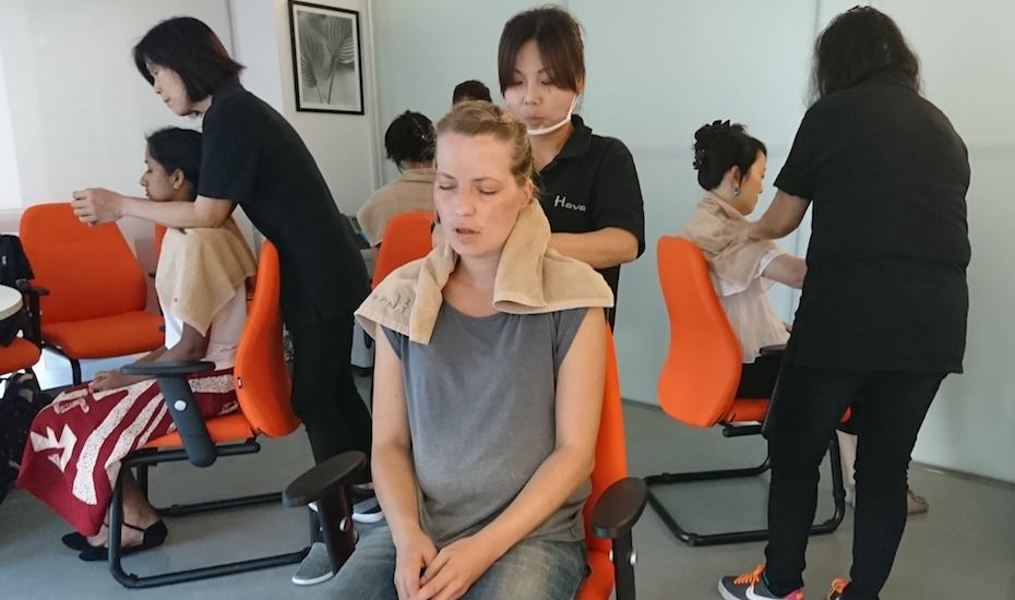 mobile beauty treatments Hong kong Hava