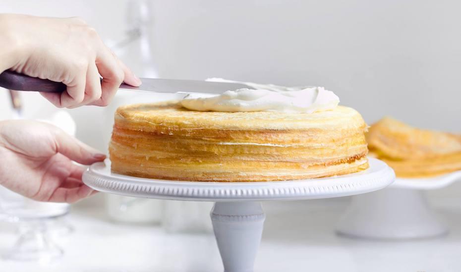 cake shops Lady M Mille Crepe cake