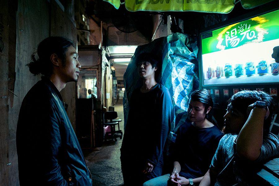 Life was All Silence Hong Kong post rock band