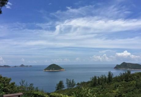 Lung Ha Wan Country Trail Clearwater Bay Hong Kong