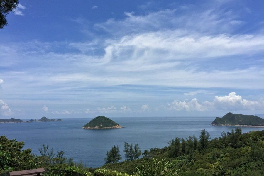 Lung Ha Wan Country Trail Clearwater Bay Hong Kong