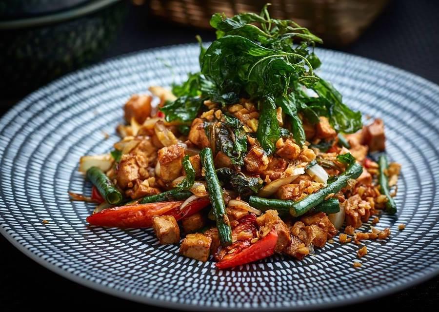 restaurants with vegan options Hong KOng Mak Mak restaurants with vegan options