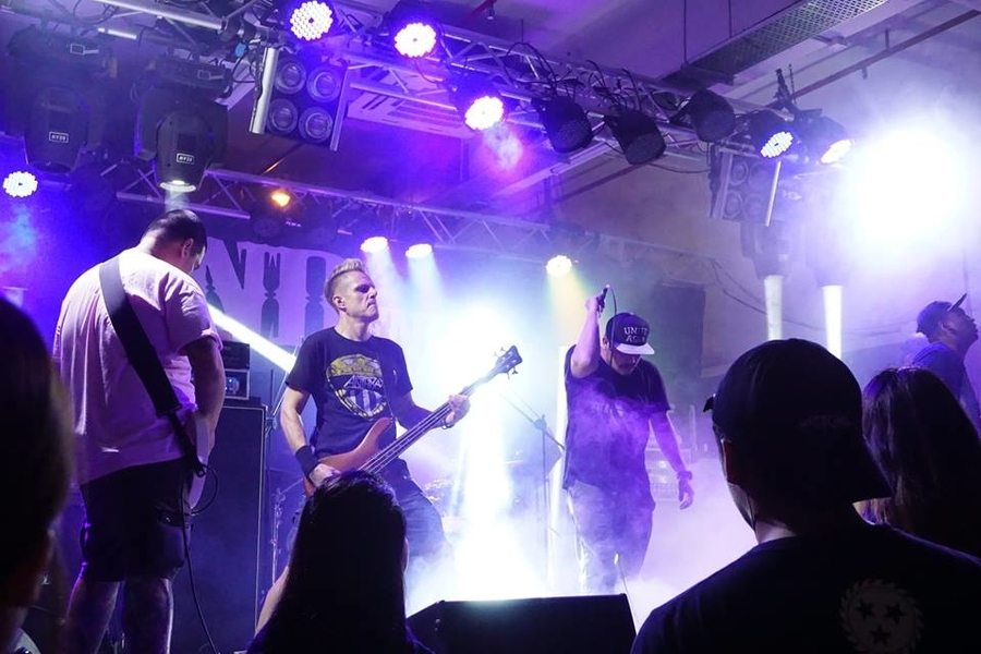 The Week Hong Kong 2017 metal night