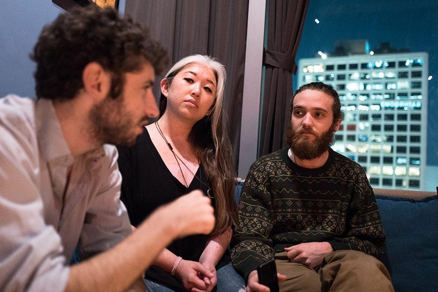 The Week Hong Kong Joris Paul Elaine chat interview