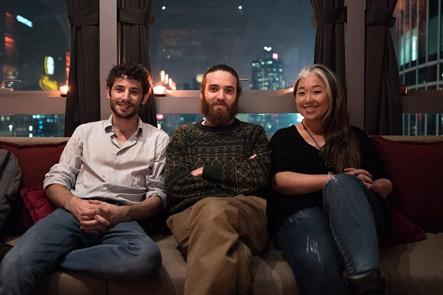The Week Hong Kong Joris Paul Elaine interview