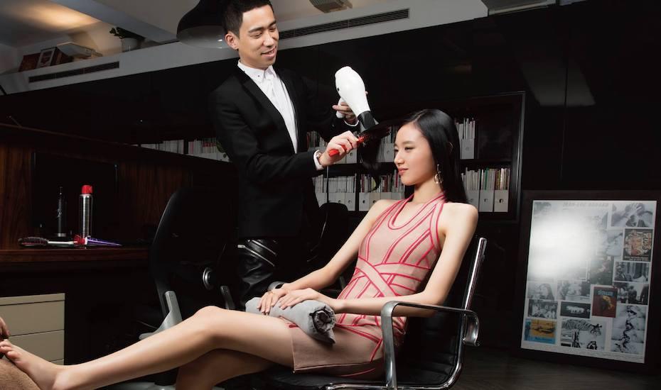 mobile beauty treatments Hong kong WeCut