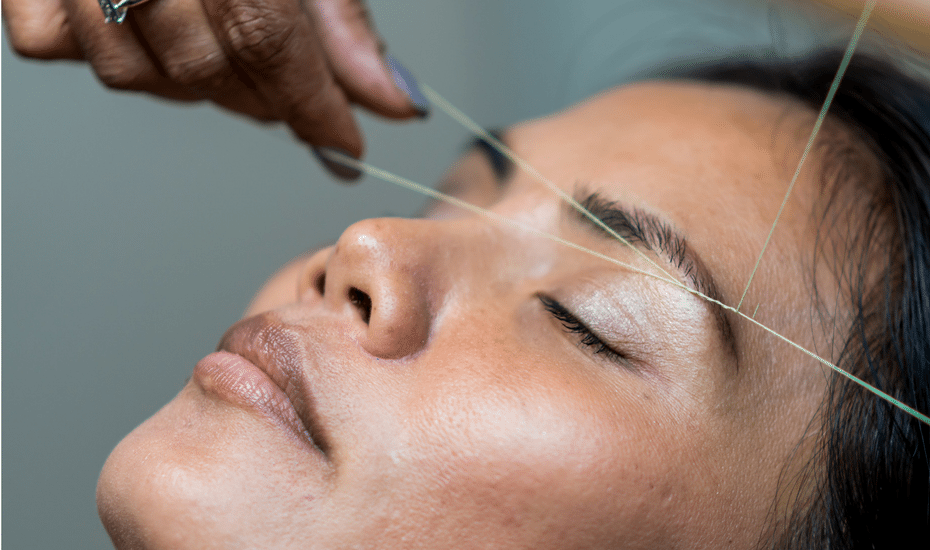 Get those brows in formation with our guide to eyebrow threading in Hong Kong