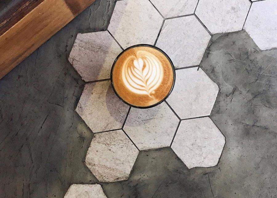good cafes in Hong Kong Kaffeine coffee