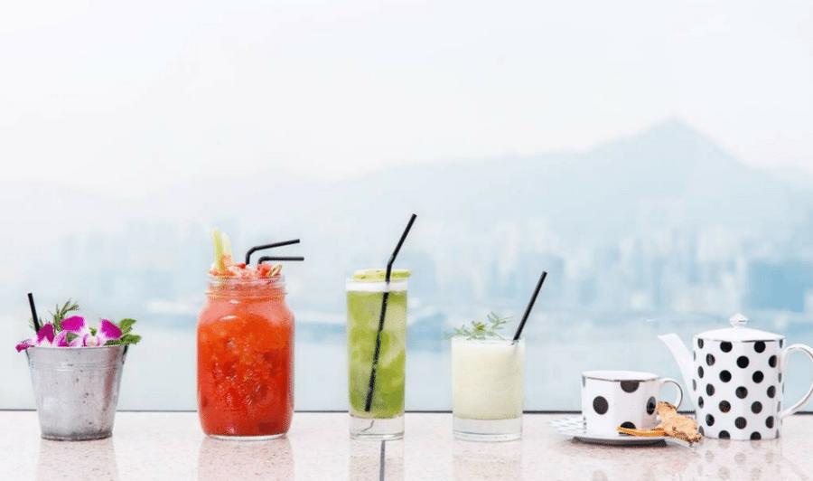 rooftop bars in hong kong sugar east