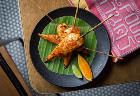 things to do in April Songkran food at Soul Food Thai