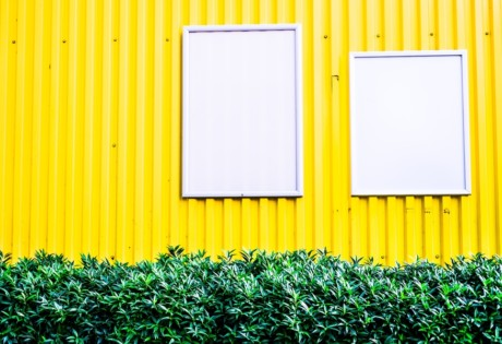 things to do in Hong Kong this weekend yellow wall
