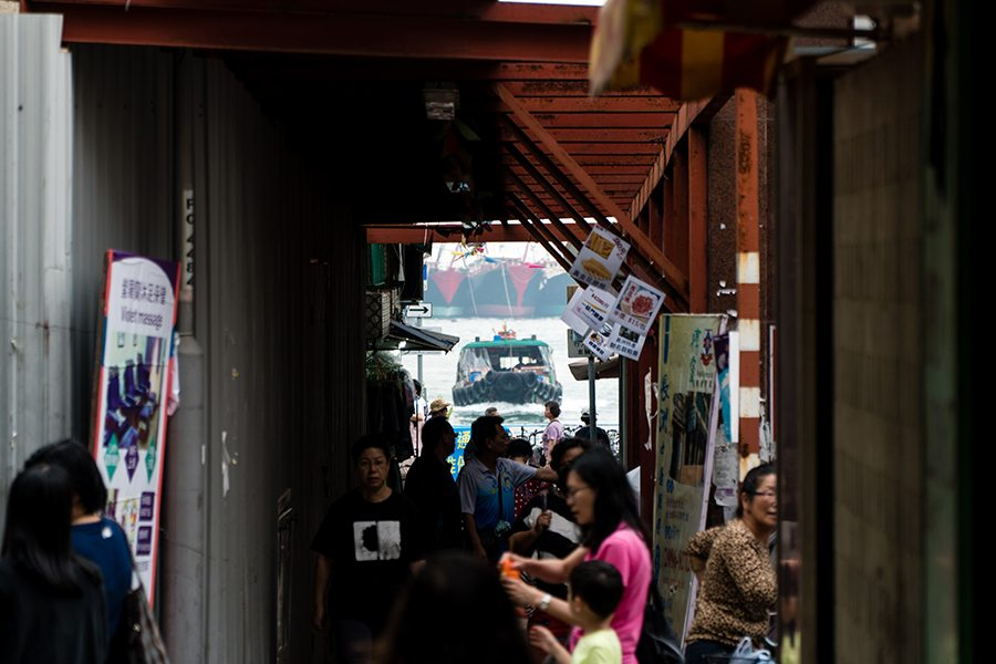 what to do in Cheung Chau streets
