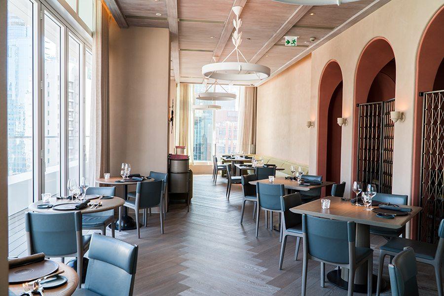 Arbor main dining room