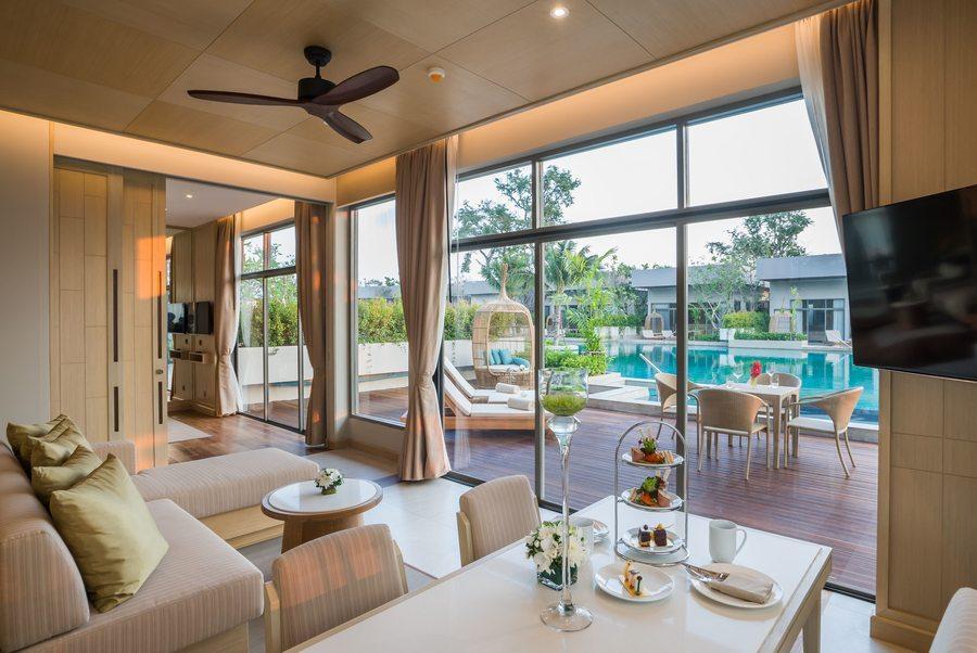 Avani Hua Hin Resort & Villas 2 bedroom pool villa