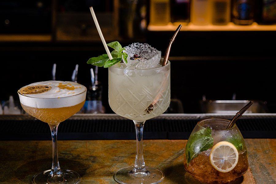 Elia cocktails