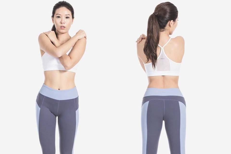 Felo Sophie HK activewear yoga clothes workout apparel Hong Kong