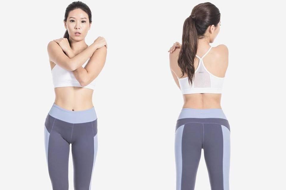 Felo Sophie HK activewear yoga clothes workout apparel Hong Kong