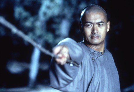 Hong Kong icons Chow Yun Fat Crouching Tiger Hidden Dragon