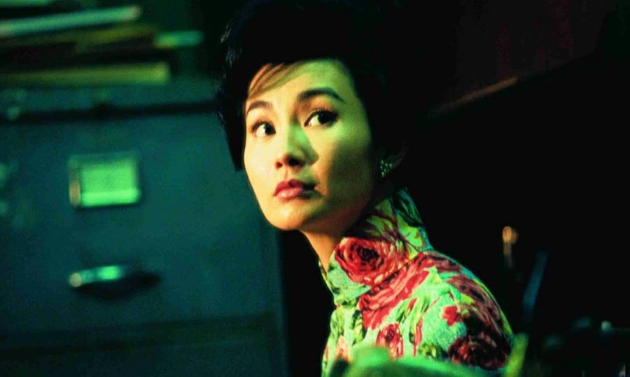 Hong Kong icons Maggie Cheung In the Mood for Love