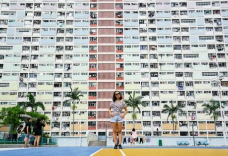Hong Kong Instagram photography Hong Kong Choi Hong Estate