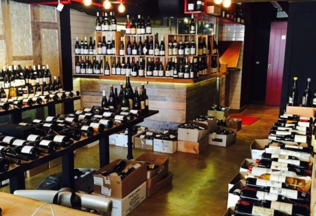 Hong Kong Wine Bars Le Quinze Vins Wine Cellar