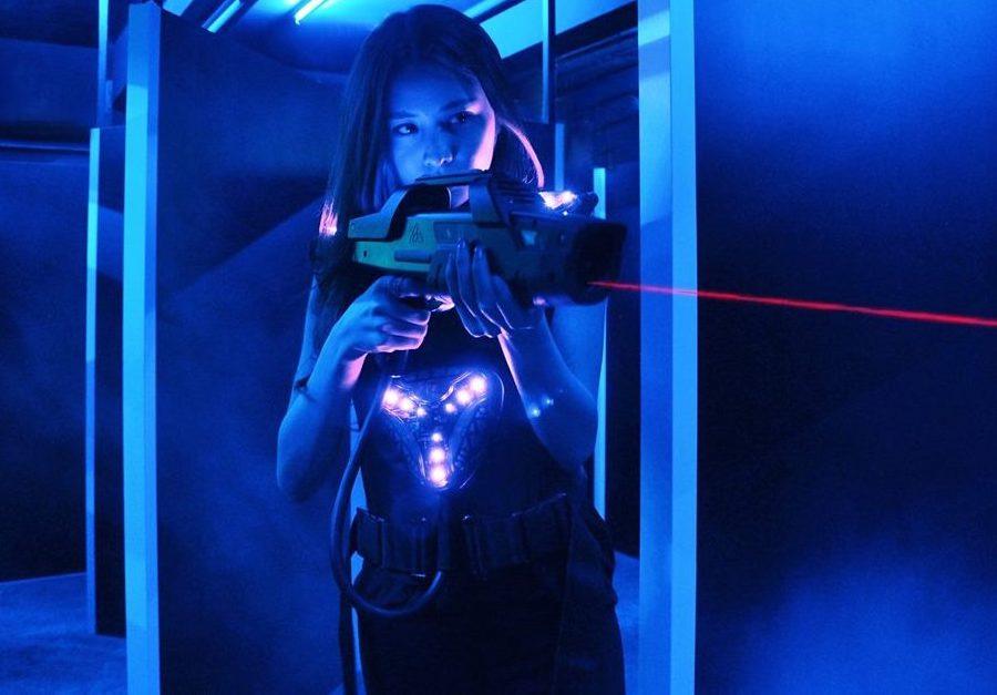 Lasermads laser tag fun things to do in Hong Kong