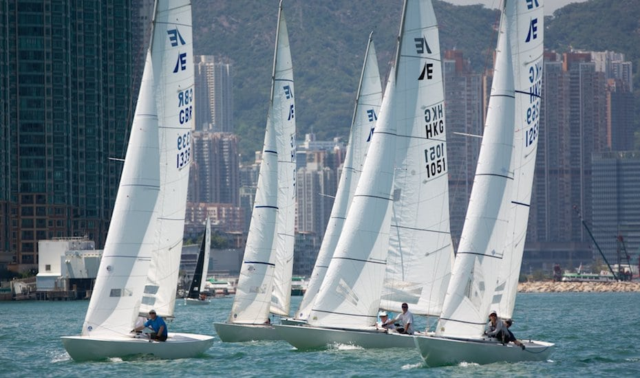 water sports in hong kong sailing royal hong kong yacht club