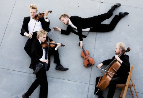 The Danish String Quartet Live in Hong Kong