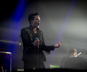 The Killers live in Hong Kong concerts.