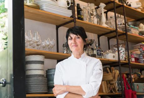 Tina Barrat raw vegan chef interview biteunite