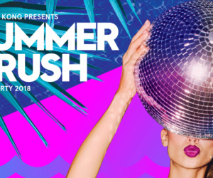 W Hong Kong 2018 X Summer Crush Pool Party things to do this weekend in Hong Kong