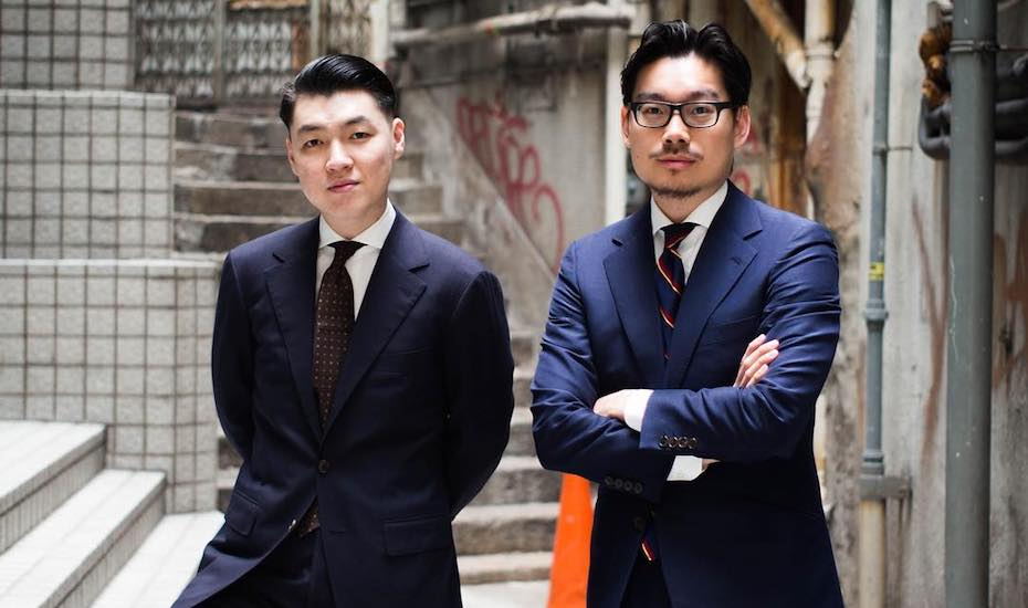 tailors in hong kong w.w. chan and sons team