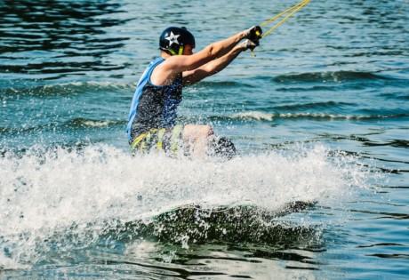 water sports in hong kong kiteboarding
