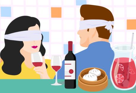 Wine, Baos, Sangria! Honeycombers Hong kong graphic